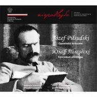 Книга «Юзаф Пілсудскі. Крэсавыя аповеды (на польскам і беларускам)».