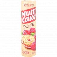 Печенье «Multicake» малина-крем, 195 г