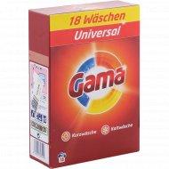 Стиральный порошок «Gama» Universal, 1.17 кг