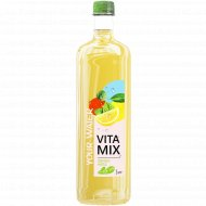 Напиток безалкогольный «ВитаМикс» лимон-мята, 1 л.