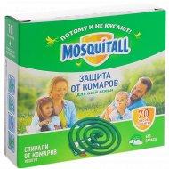 Спирали от комаров «Mosquitall» 10 шт.