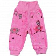 Штанишки детские, КЛ.210.002.0.063.028, розовый.