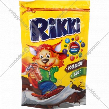 Какао напиток «Rikki» 180 г.