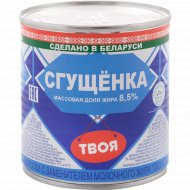 Продукт сгущенный «Твоя сгущенка» 8.5%, 380 г
