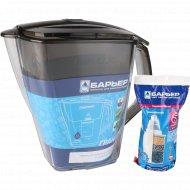 Фильтр-кувшин «Барьер Гранд Нео» для очистки воды.