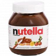 Паста ореховая «Nutella» 630 г.