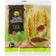 Тортилья «Mexicana Chia» с семенами чиа, 390 г.