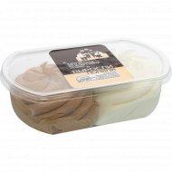 Мороженое «Выросли-поняли» с ароматом ванили и шоколад, 450 г.