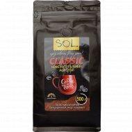 Кофе натуральный жареный молотый «Sol» Классик, 500 г
