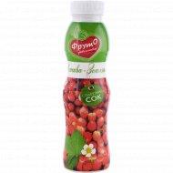 Йогурт питьевой «Фруто» клюква-земляника, 1.5%, 330 г
