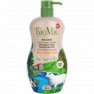 Средство для мытья посуды «BioMio» мандарин, 750 мл.