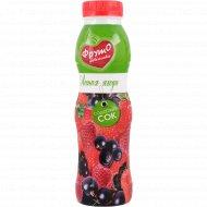 Напиток кисломолочный «Молочный мир» лесная ягода, 1.5%, 330 г