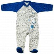 Комбинезон детский, КЛ.310.041.0.122.043, синий.