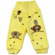 Штанишки детские, КЛ.210.002.0.063.028, желтый.