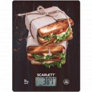 Весы кухонные «Scarlett» Sandwich, SC-KS57P56
