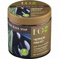 Мыло для тела и волос «Черное» 450 мл