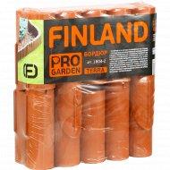 Бордюр «Finland» терракотовый, 4 шт.