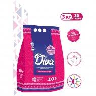 Стиральный порошок «Diva» для цветного белья, 3 кг.