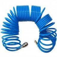 Шланг полиуретановый спиральный «Awtools» AW10038, 5ммх8ммх15м, 10 бар