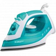 Электроутюг «Scarlett» Turquoise, SC-SI30P09