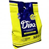 Стиральный порошок «Diva» для ручной стирки, 3 кг.