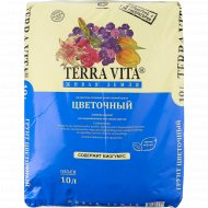 Земля «Terra Vita» цветочная, 10 л.