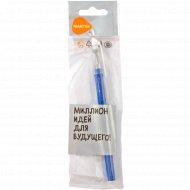 Ручка гелевая «Martek» черная.