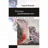 Книга «Пачвара ў рэліктавым лесе».