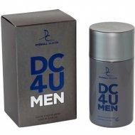 Туалетная вода для мужчин «Dc4u Men» 100 мл.
