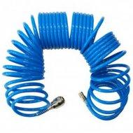 Шланг полиуретановый спиральный «Awtools» AW10040, 5ммх12ммх5м, 10 бар