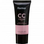 CC-крем Flormar, SPF 15, 04 Розовый, 35 мл.