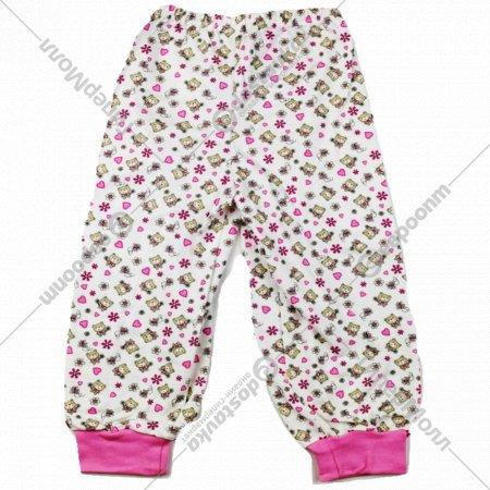 Штанишки детские, КЛ.210.007.0.0.006, розовый.