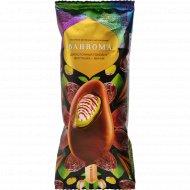 Мороженое «Bahroma» финик-фисташка в шоколаде 75 г