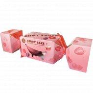 Соль для ванн «Berry Cake» бурлящие шарики, 270 г.