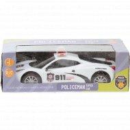 Машинка «Полиция 911» на радиоуправлении.