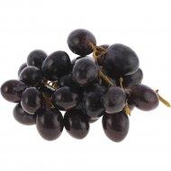 Виноград черный, 1 кг, фасовка 0.5-0.6 кг