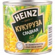 Кукуруза сладкая «Heinz» 340 г.