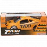 Машинка «Такси» на радиоуправлении.
