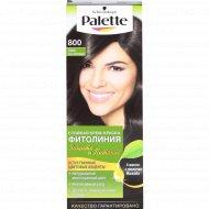 Краска для волос «Palette» фитолиния, темно-каштановый 800.