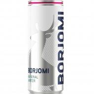 Вода минеральная «Borjomi» газированная, 0.33 л