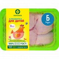 Бедро цыпленка-бройлера «Галерея вкуса» охлажденное, 600 г