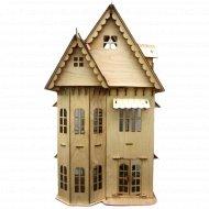 Домик маленькой принцессы деревянный.