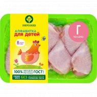 Голень цыпленка-бройлера «Галерея вкуса» охлажденная, 600 г