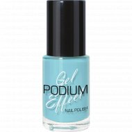 Лак для ногтей «Podium» Gel Effect тон 143, 10 г.