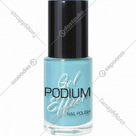 Лак для ногтей «Podium» Gel Effect тон 143, 10 г.