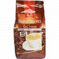 Кофе натуральный обжаренный «Bella Crema la Crema» 1000 г.