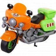 Мотоцикл полицейский «Харлей».