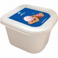 Мороженое «Мороз продукт» со вкусом бабл гам, 1 кг.