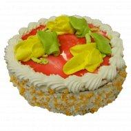 Торт «Сливочно-сметанный» 0.8 кг