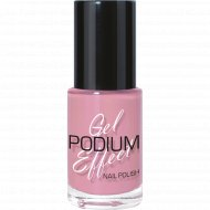 Лак для ногтей «Podium» Gel Effect тон 147, 10 г.